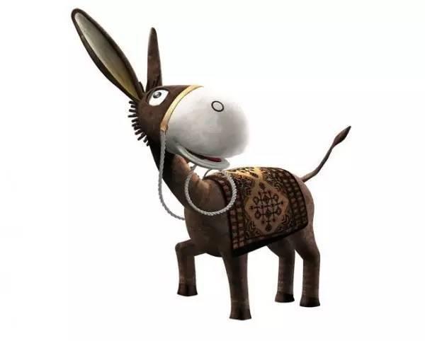 一头去上班的驴,太精辟了!
