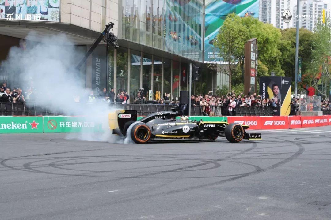 再签中国车手 雷诺F1车队亮相上海 | Y车评