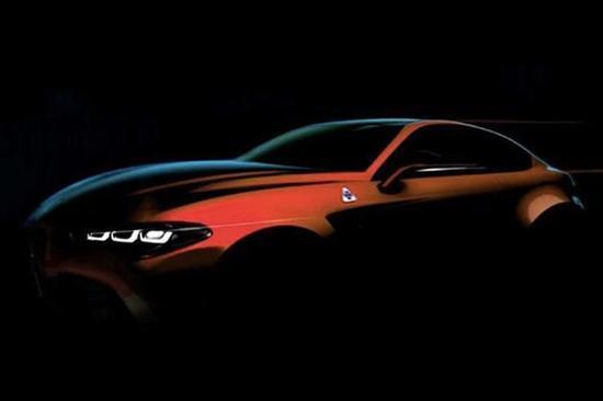 阿尔法·罗密欧·朱利亚·GTV预告双门跑车