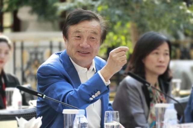 任正非:華為願意向蘋果等手機廠商出售5G芯片_產品