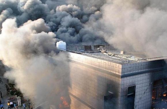 火灾烟雾危害大 高层建筑做好预防才是硬道理-协成智慧消防