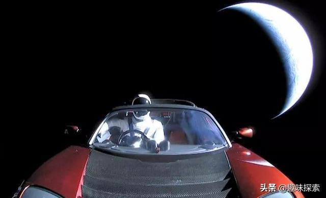 外太空那辆特斯拉跑车去了哪里? 科学家预测,