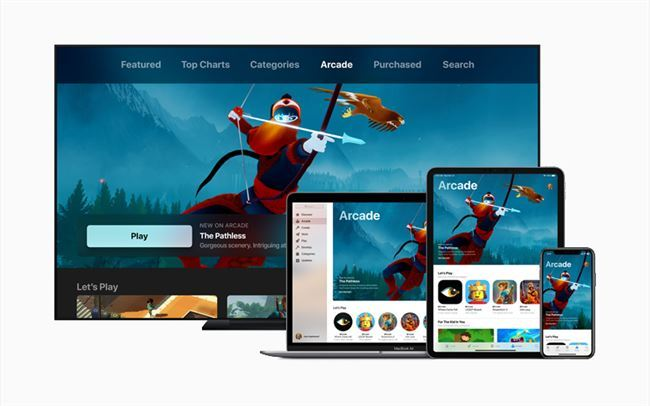 蘋果已投入 5 億美元為 Arcade 遊戲訂閱服務開發 100 多款遊戲_Apple