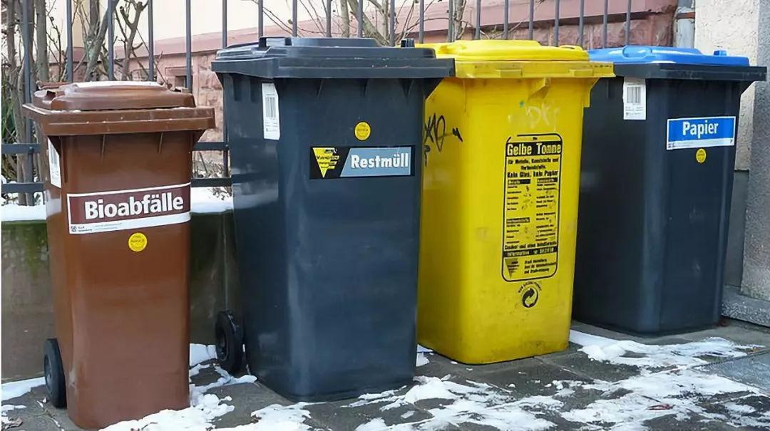 火到国外的 垃圾分类 ,看看这些国家与 垃圾 的故事