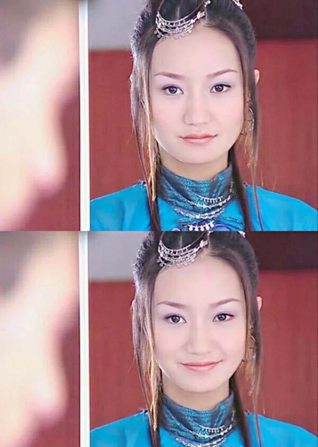 影視劇之中最美外星人,楊蓉的這個角色不但神秘還美艷_地球