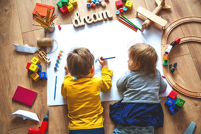 孩子玩具是不是越多越好?
