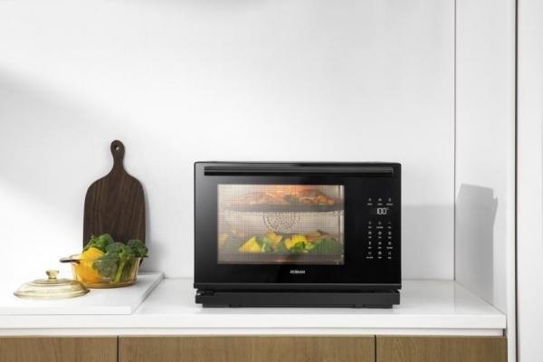 厨房新神器 老板蒸烤一体机让你爱上做饭的感觉