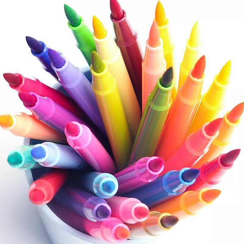 心理测试丨颜色性格测试,99%的人都说准!!!