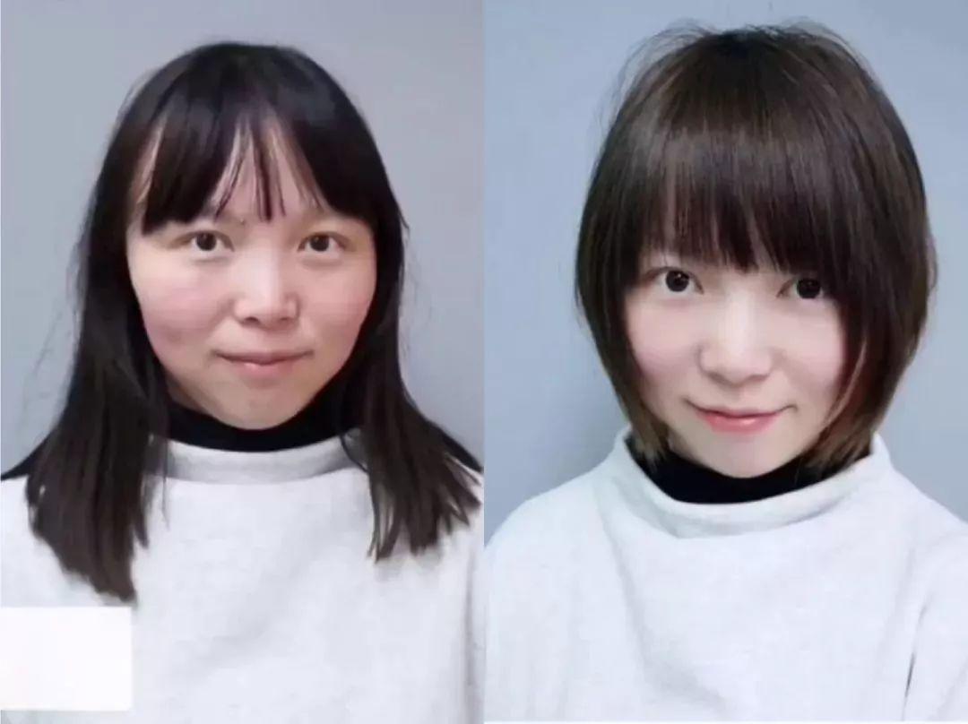 发型攻略⑤:心形脸如何选择发型?_品略