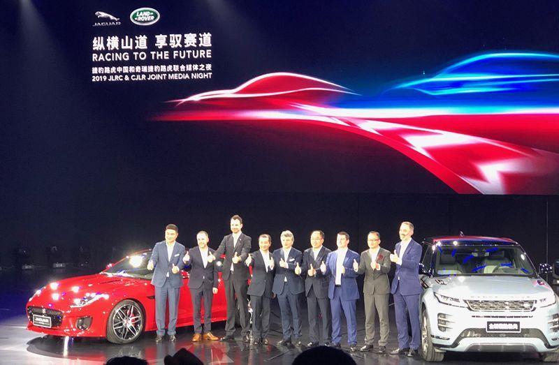 以中国为中心,捷豹路虎2019年祭出双品牌战略