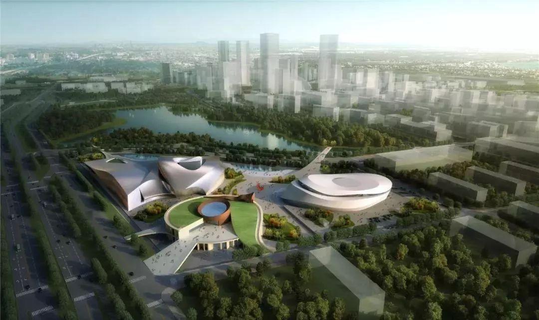 THAD项目丨吉林省文化活动中心、吉林省美术馆、吉林省近现代史展览馆