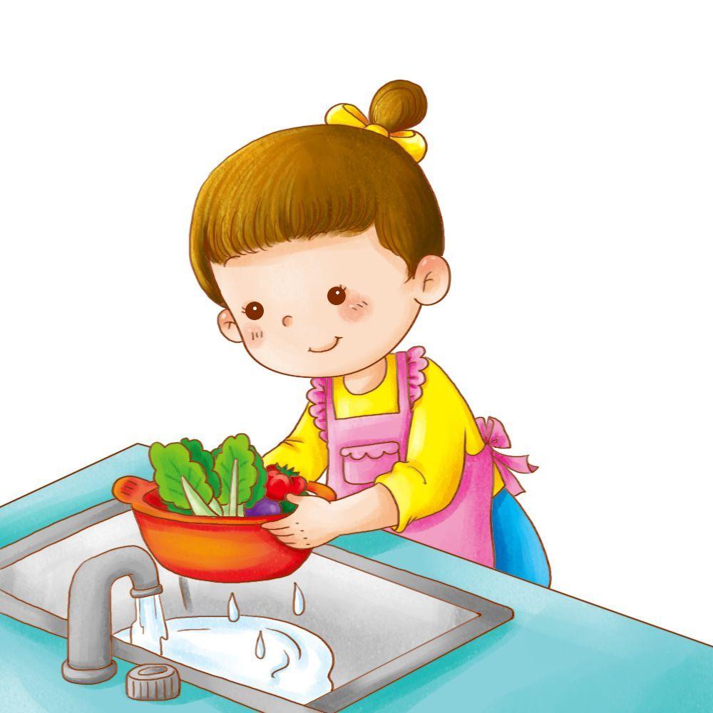这些菜千万别用水洗,越洗越脏!