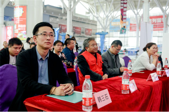德孝中华周刊:米字格文化教育基地合作项目启动仪式圆满成功