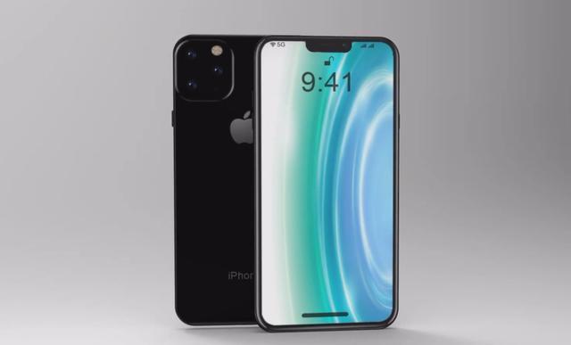 今年iPhone XI都是三角形三摄?苹果设计果然有个性,上市时间未定