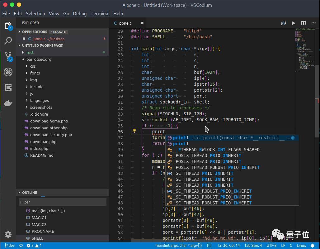 """代码编辑器VS Code的""""Chromium""""版来啦:安全、开源、保护你的隐私"""