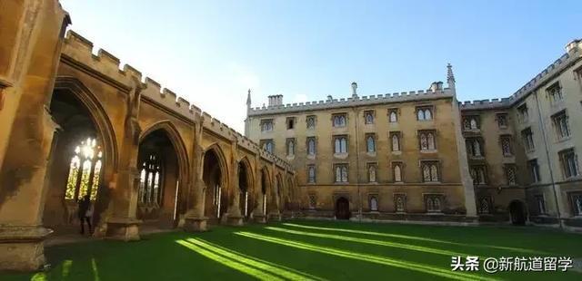 剑桥大学圣约翰学院_这些大学盛产英国首相,想当校友的赶紧报名!_College