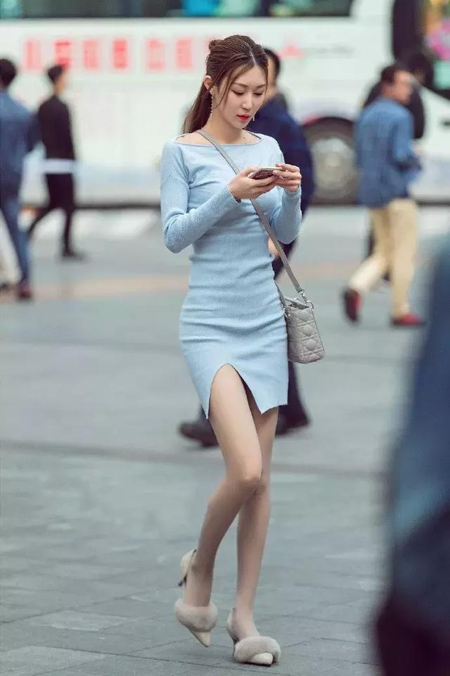 春夏高跟鞋搭配,让你看上去时尚又气质!