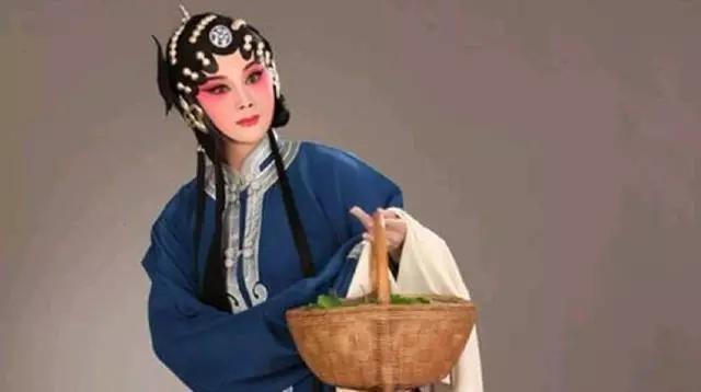 陕西陇县挖野菜古代与王宝钏的美丽恋爱故事