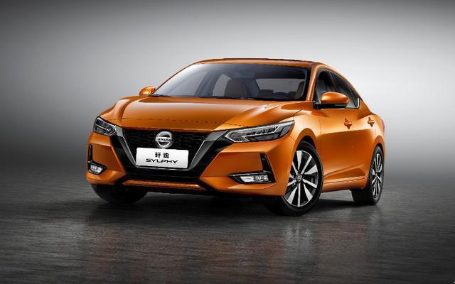 2020 - [Nissan] Sentra / Sylphy 09045e0d1ec14504b38efc2ac0351ac3