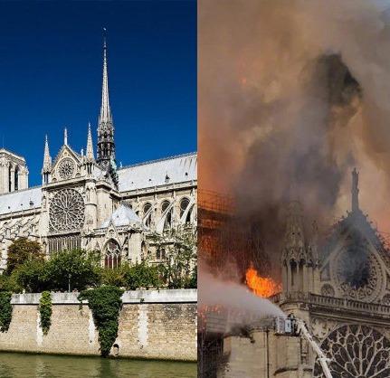 你相信巴黎圣母院有一天会消失吗