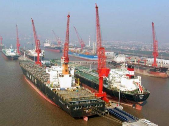 Chinese yards dominate repair industry