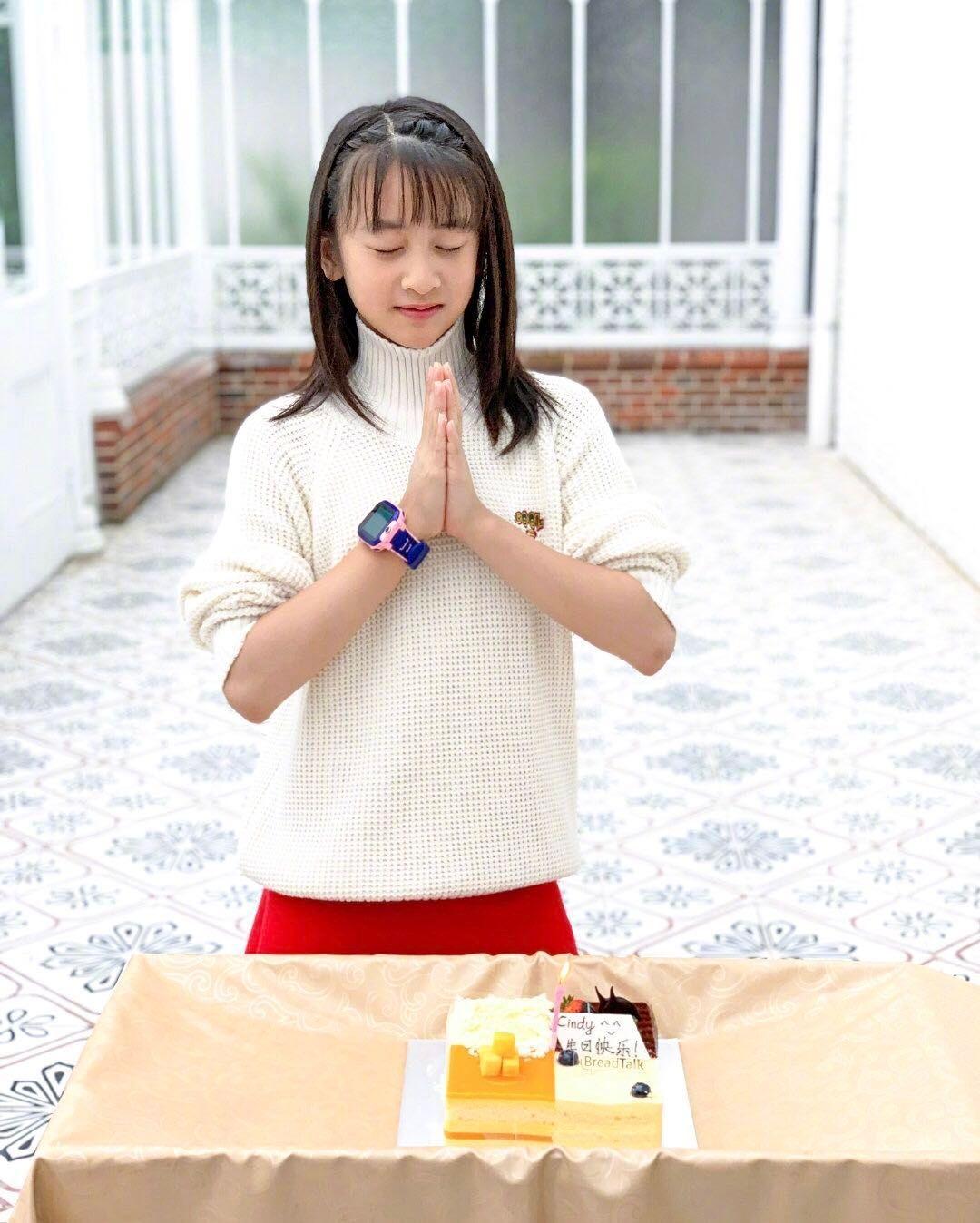 田亮叶一茜为女儿森蝶庆祝生日 中国青年网