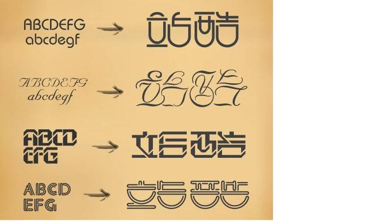 PS常用字体设计方法与技巧,教你设计有质感的字体