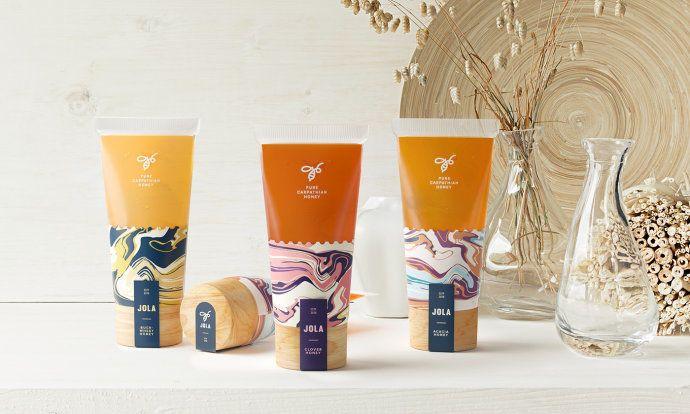 蜂蜜产品包装设计
