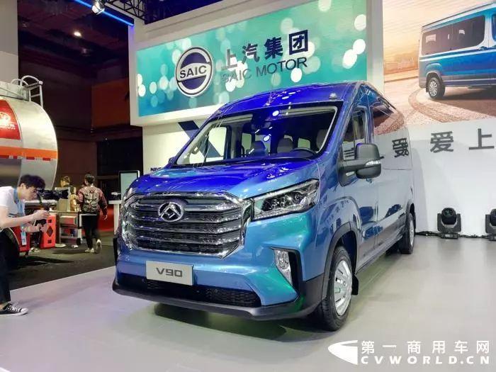 价格15-29万。SAIC·蔡斯在各个领域发布了智能宽体轻型客车V90