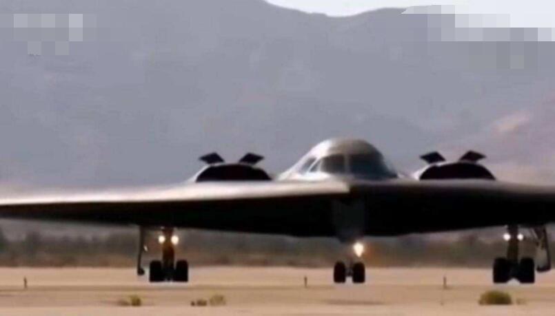 全新轰炸机曝光,实现携带25吨核导弹,直接下100架订单