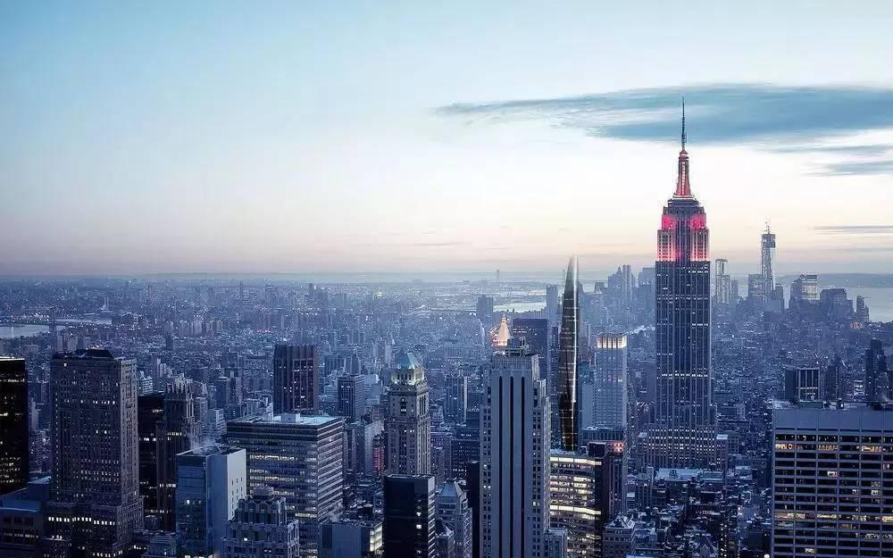 曼哈顿东34街,住进232米的公寓,是一种怎样的体验?