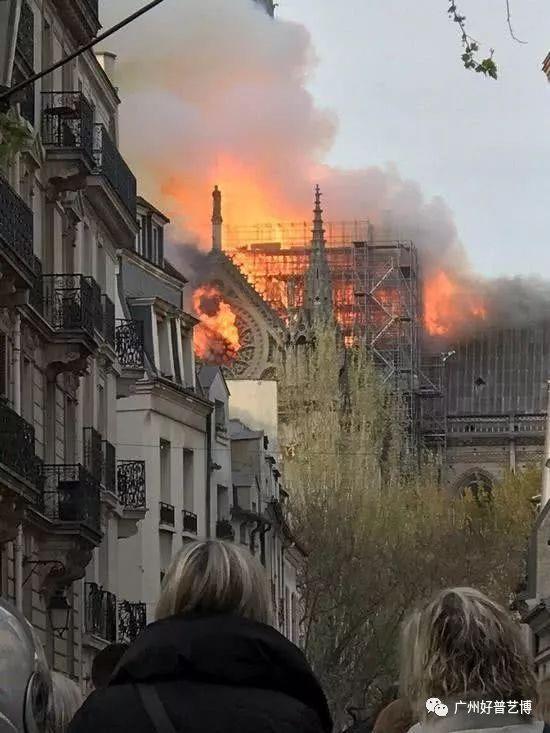 巴黎圣母院大火,文物告急