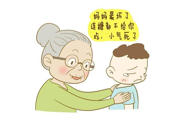 <b>老人帮忙带娃是好事,但若有下面三个行为,再苦宝妈也要自己带</b>