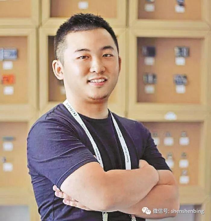 潘昊:在华强北逛了一圈就决定留下来创业