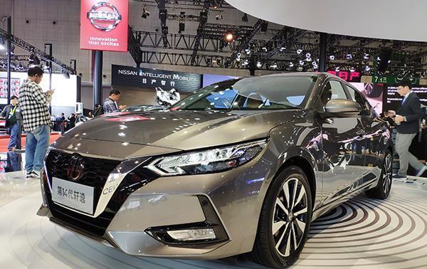 2020 - [Nissan] Sentra / Sylphy 8da9f417392844c59b303a888ac4f2e5