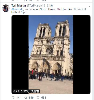 全世界都在流泪!巴黎圣母院几乎烧光了,网友纷纷晒旧照片怀念(图6)