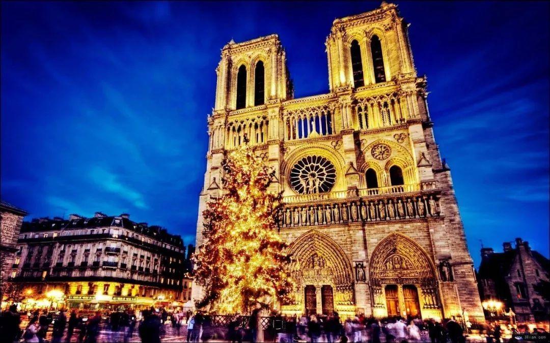巴黎圣母院大火,当错过成为永恒