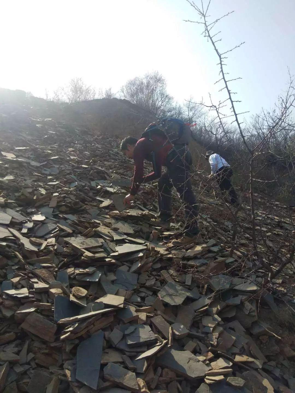 亲子活动 淘化石 探洞 中国梦登山队第二百三十九次环保公益活动预告