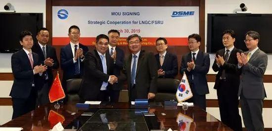 山东海运能源大举进军LNG能源领域,分别与日韩巨头签订战略合作协议!