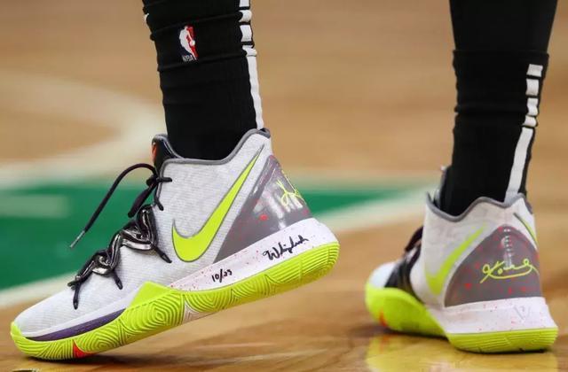 NBA 常规赛最后比赛日中十大上脚球鞋