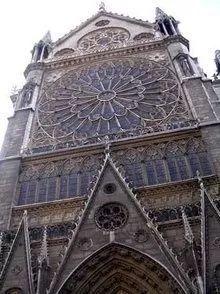 800年历史的巴黎圣母院起火啦