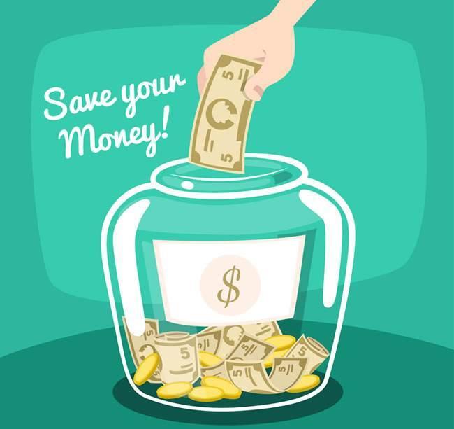 如何控制不乱花钱,强制自己攒钱?