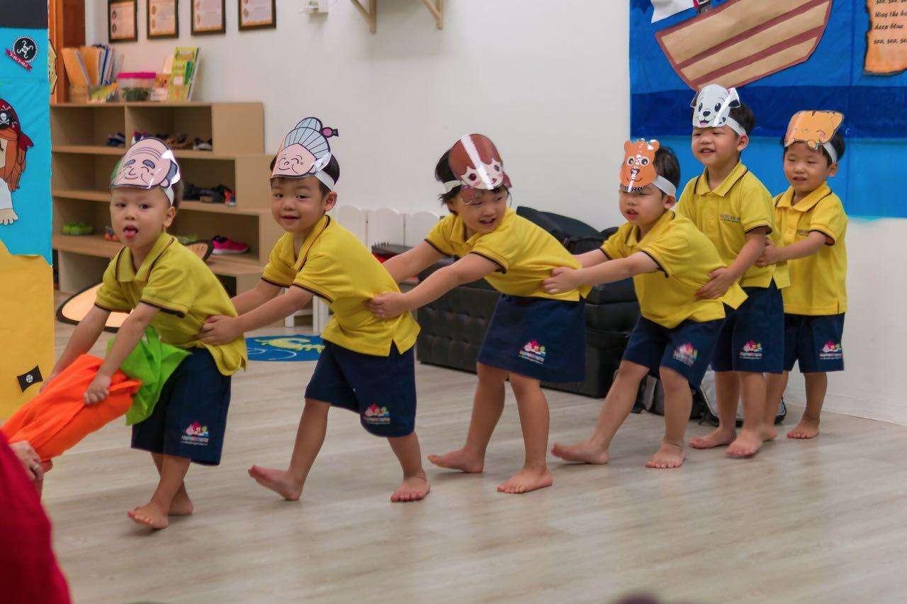 新加坡又出新措施帮助学龄前儿童!