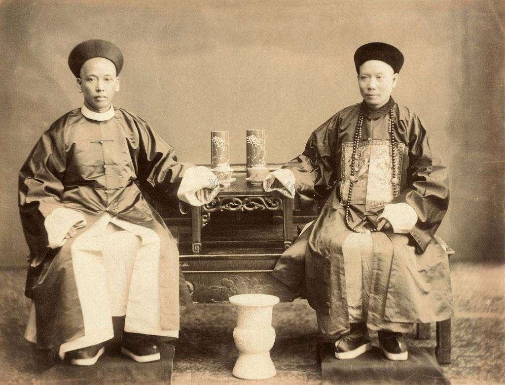 清朝有多少人口_古人的小妾为什么叫 侧室 ,小妾比妻子更受宠