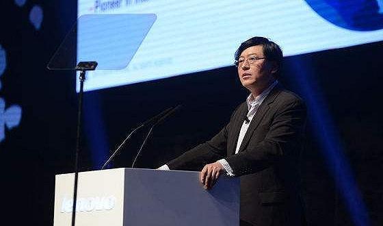 快看 | 联想PC重回全球第一,且市场份额创历史新高_杨元庆