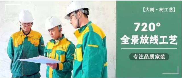 【大树?树工艺】龙江首创720° 全景放线工艺再次全线升级!