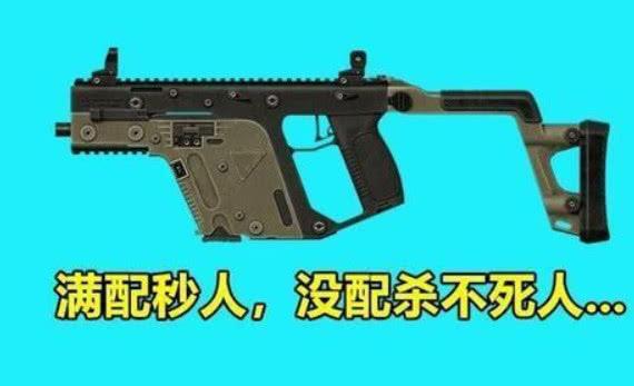 绝地求生 没配件就是垃圾的4把枪,第1满配后,却被大神追捧