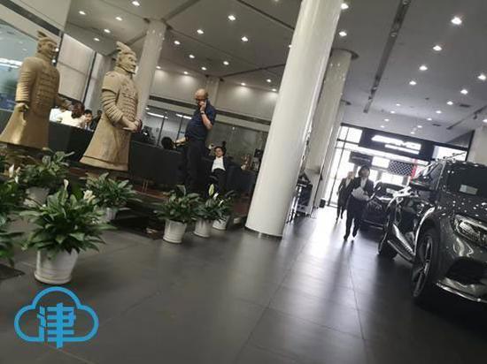 奔驰女车主与4S店和解 其他车主金融服务费拒退