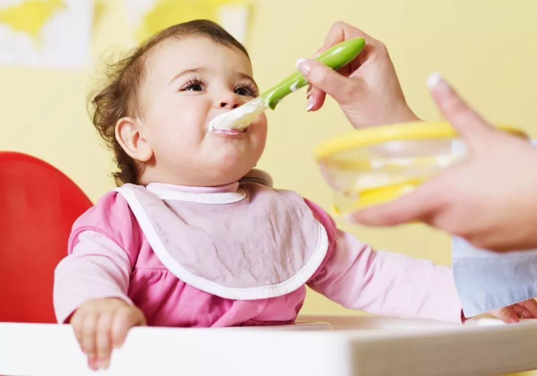 4月25日讲座 婴幼儿辅食添加全攻略