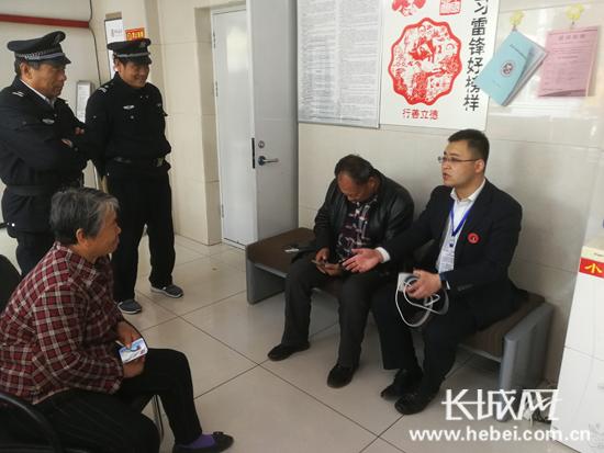 中国银行保定唐县支行有效制止一电信诈骗案件